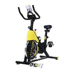 Spinning Bike Home Cardio Exercise Spin Fitness Training Indoor Aerobic Machine
