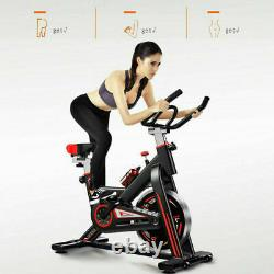 Spinning Workout Machine Home Gym Exercise Bike/Cycle Trainer Cardio Fitness UK