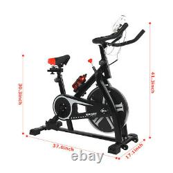 Stationary Bicycle Exercise Bikes Indoor Cycling Home Fitness Workout Cardio