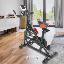 Stationary Cycling Bike Cardio Exercise Bicycle Home Indoor Fitness Machine UK
