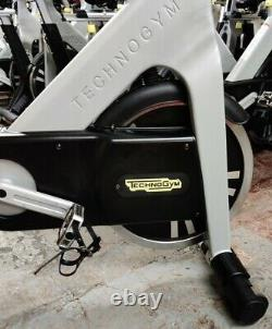 Technogym Group Cycle Commercial Exercise Bike Cardio Serviced & warranty