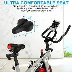 UK Exercise Bikes Indoor Cycling Spin Bike Bicycle Home Fitness Workout Cardio