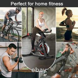 UK Exercise Sports Bike Home Gym Bicycle Cycling Cardio Fitness Training Indoor