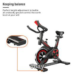 ULTRAPOWER Indoor Spinning Exercise Bike Home Gym Cardio Workout 6KG Flywheel