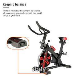 ULTRAPOWER Spin Exercise Bike Indoor Cycling Home Fitness Workout Cardio
