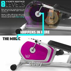 We R Sports Elliptical Cross Trainer & Exercise Bike 2-IN-1 Home Cardio Workout