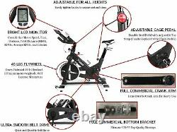 Xtreme Elite C40 Home Fitness Cycle Commercial Exercise Bike Gym Cardio In Stock